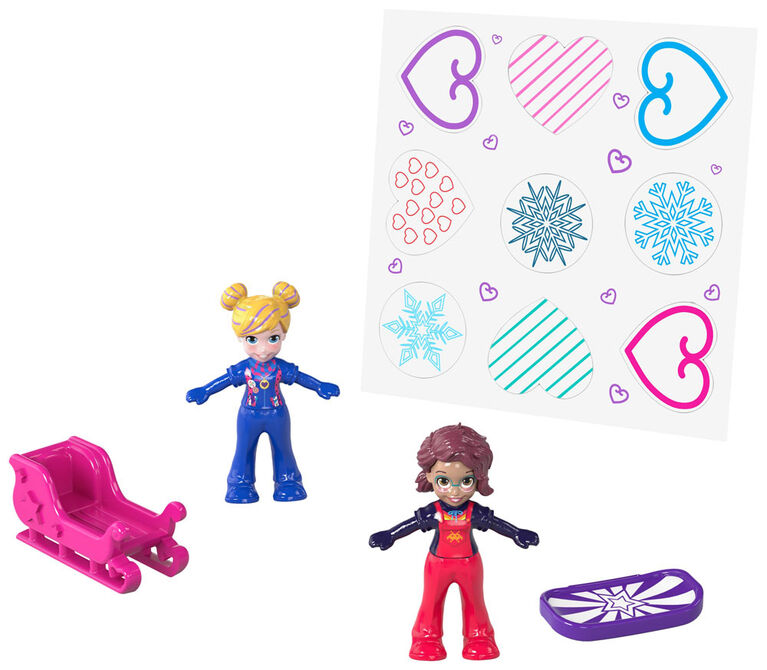 Polly Pocket World Snowmazing Surprise Set