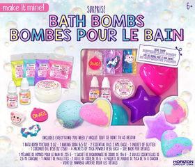 Make It Mine Surprise Bath Bombs