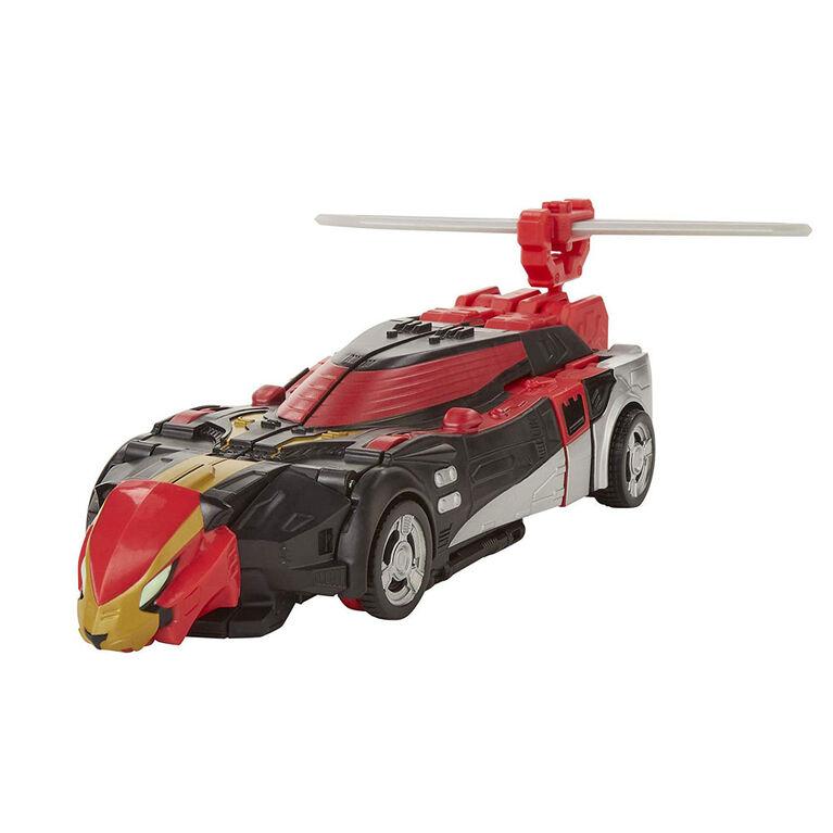 Power Rangers Beast Morphers Beast Racer Zord