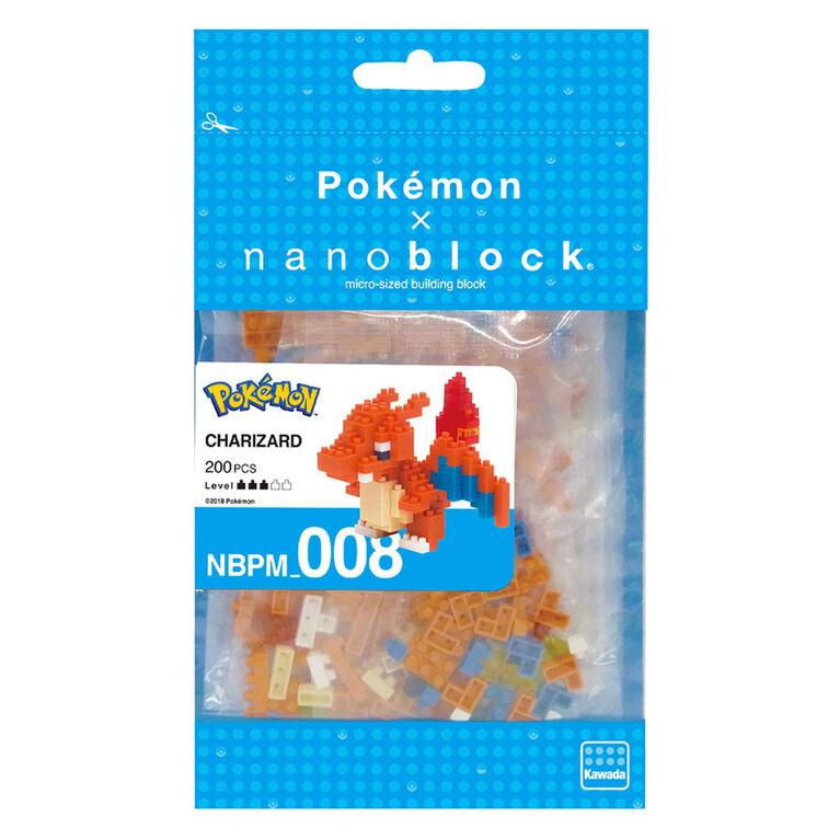 Charizard Nanoblock - English Edition