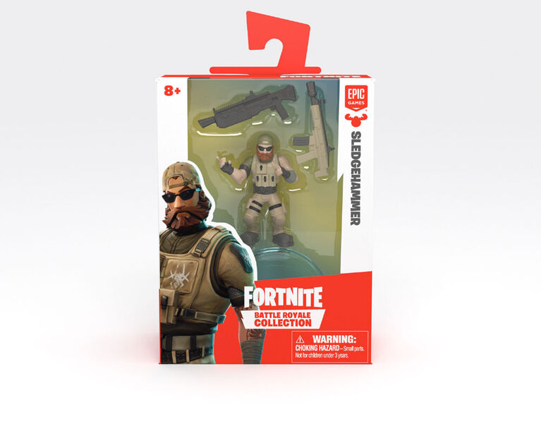Fortnite Battle Royale Collection: Solo Pack - Sledgehammer