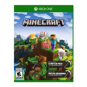 Xbox One - Minecraft Starter Pack