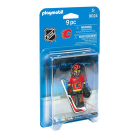 Playmobil - NHL Calgary Flames Goalie