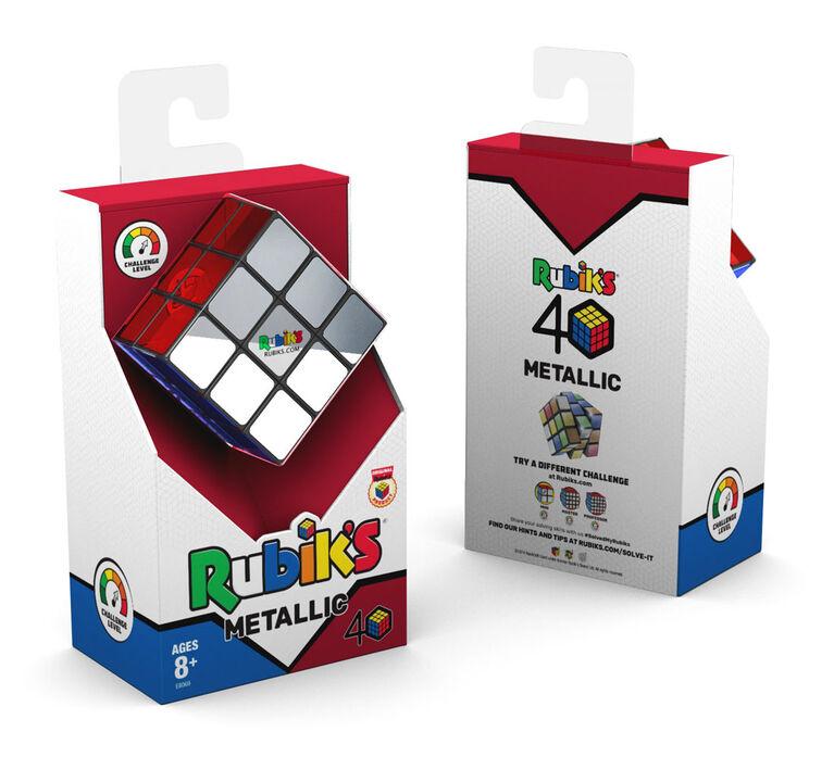 Rubik's Cube Metallic 3x3