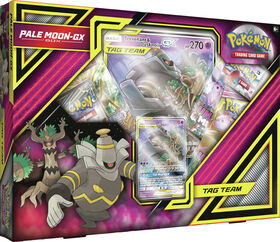 Pokemon TCG: Pale Moon-GX Box