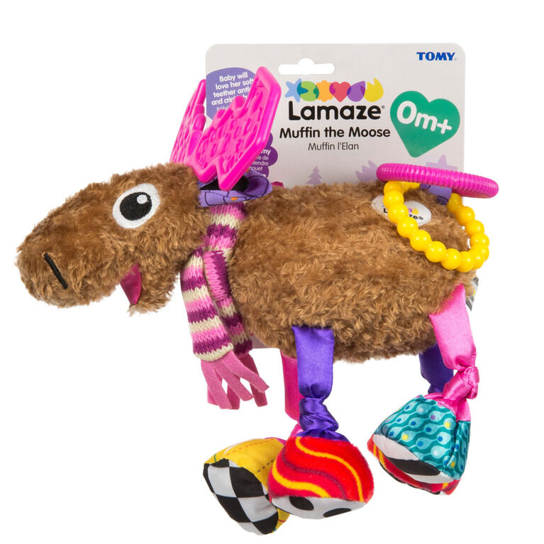 Lamaze Muffin the Moose
