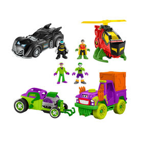 Imaginext DC Super Friends Super-Hero Showdown Gift Set - R Exclusive
