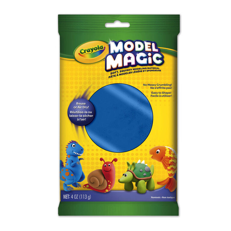 Crayola pâte à modeler Model Magic, 113 G Bleu