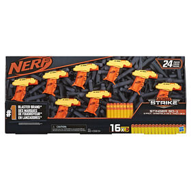 Nerf Alpha Strike Stinger SD-1 Blaster 8-Pack - R Exclusive