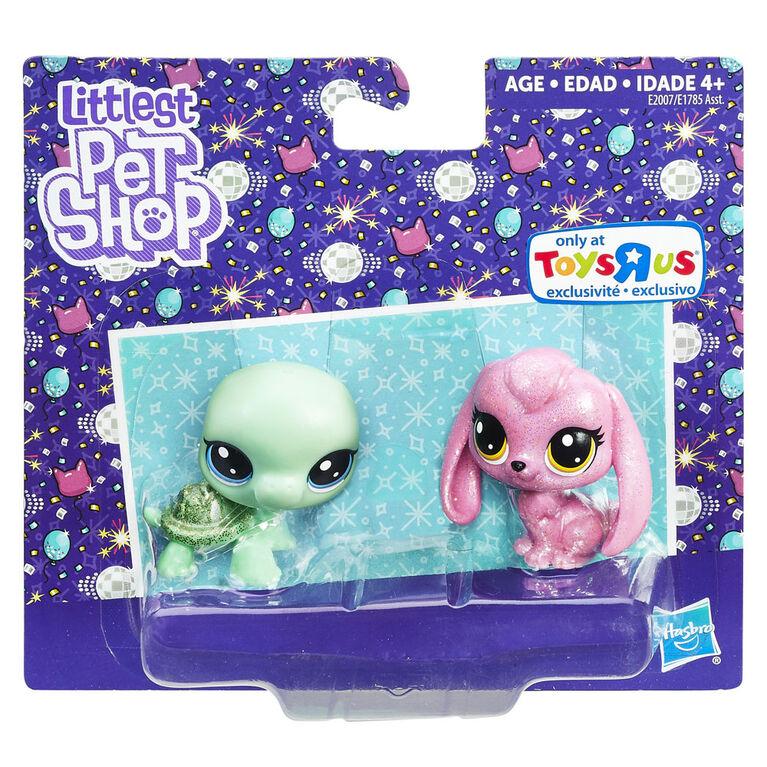 Littlest Pet Shop Sparkle Pets - R Exclusive