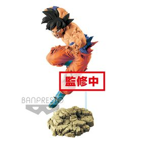 Banpresto Dragon Ball Super Tag Fighters - Son Goku Figure
