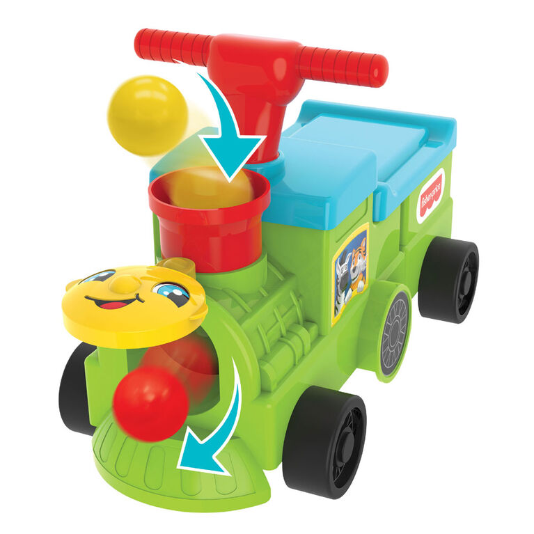 Fisher-Price - Train Porteur Sifflant