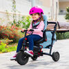 smarTrike STR7 - 7 Stage Folding Stroller Certified Luxury Baby Trike - Denim - Toys R Us Exclusive
