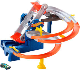 Hot Wheels Factory Raceway Playset