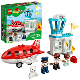 LEGO DUPLO Town Airplane and Airport 10961