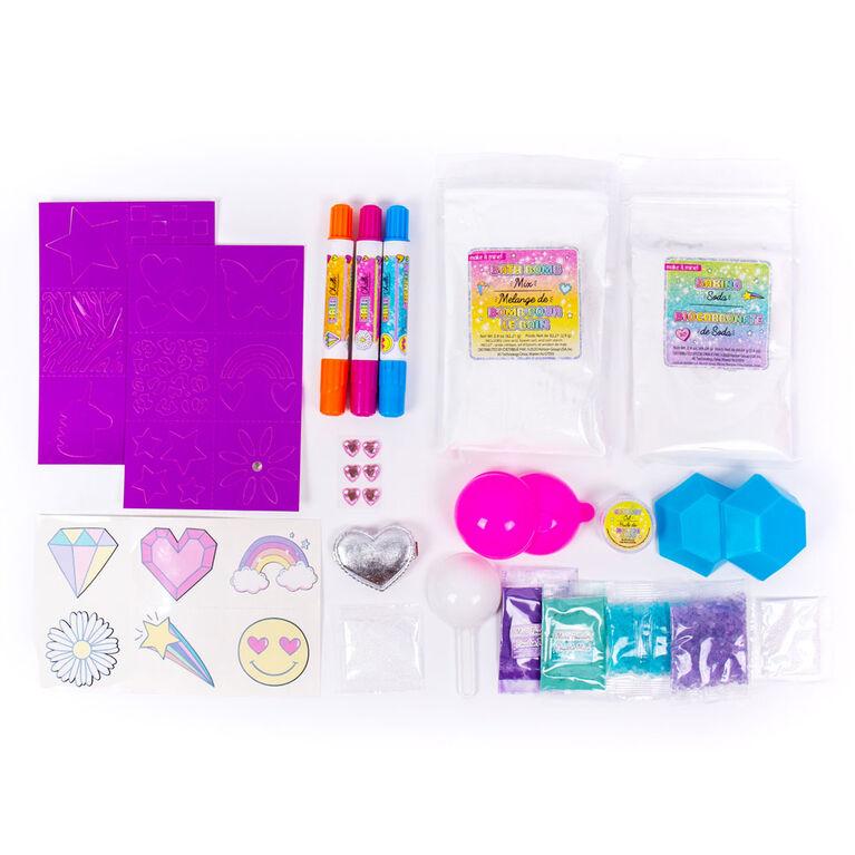 Make It Mine 2-In-1 Sparkle Spa Set - R Exclusive