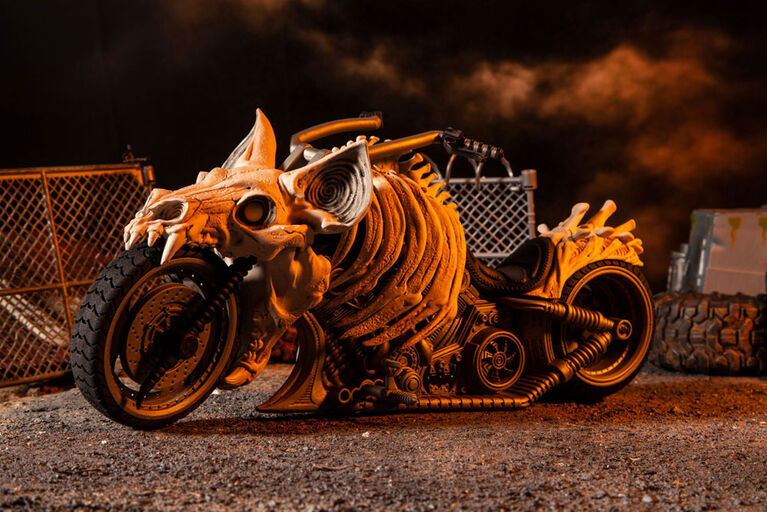 DC-Vehicule- Moto Batman Death Metal