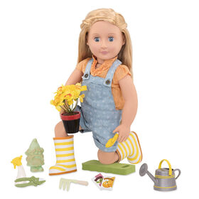 Our Generation, Growing My Way, Garden Set for 18-inch Dolls