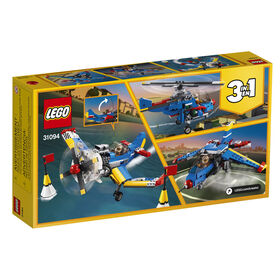 LEGO Creator L'avion de course 31094