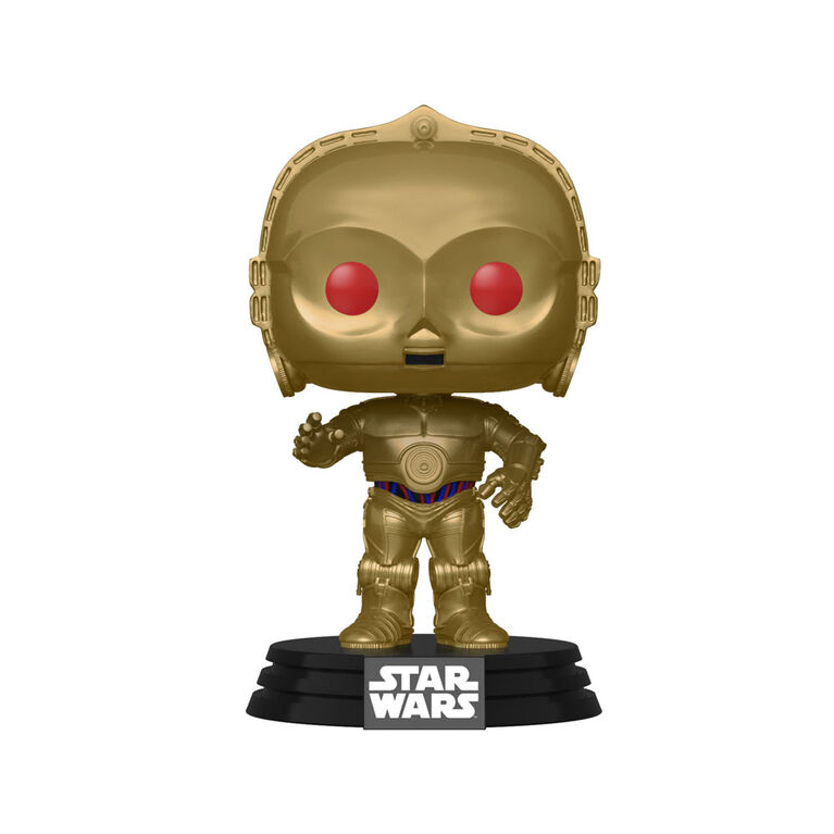 Funko POP! Movies: Stars Wars - C-3PO