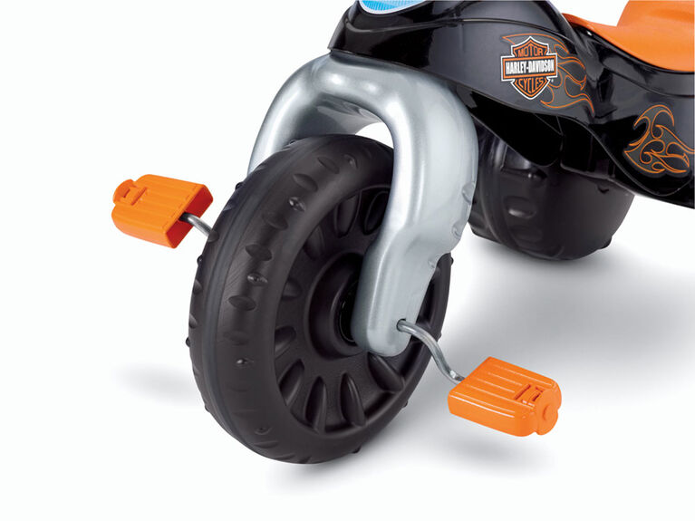 Fisher-Price - Tricycle tout-terrain Harley-Davidson