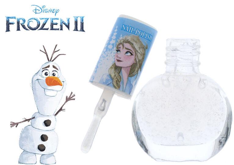 Frozen II Nail Polish and File