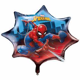Spider-Man Ballon Aluminum 28 Po - En Paquet