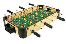 "24"" Wooden Table Top Foosball/Soccer"
