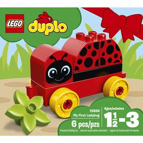 LEGO DUPLO My First Ma première coccinelle 10859.