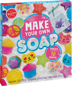 Klutz - Make Your Own Soap - Édition anglaise