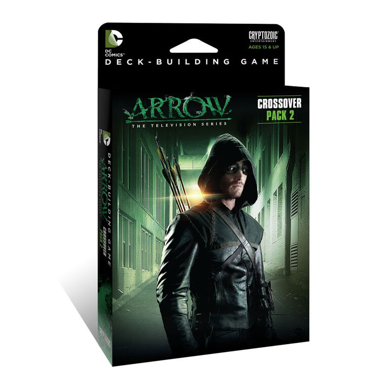 DC Comics Deck-Building Game Crossover Pack #2: Arrow: The Television Series