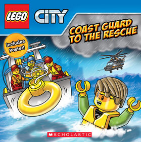 LEGO City: Coast Guard to the Rescue - English Edition