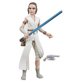 Star Wars Galaxy of Adventures Star Wars : L'ascencion de Skywalker - Rey