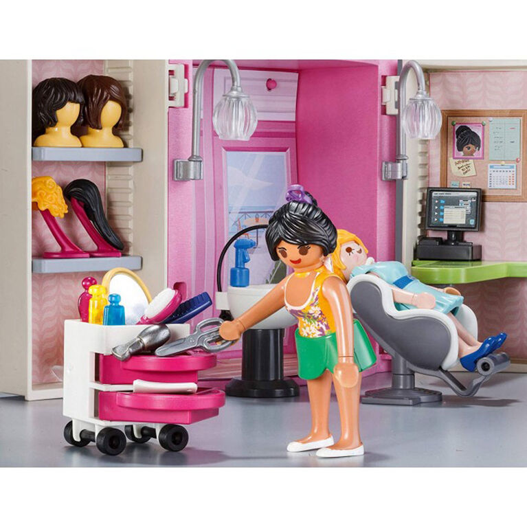 Playmobil - Hairdresser Play Box