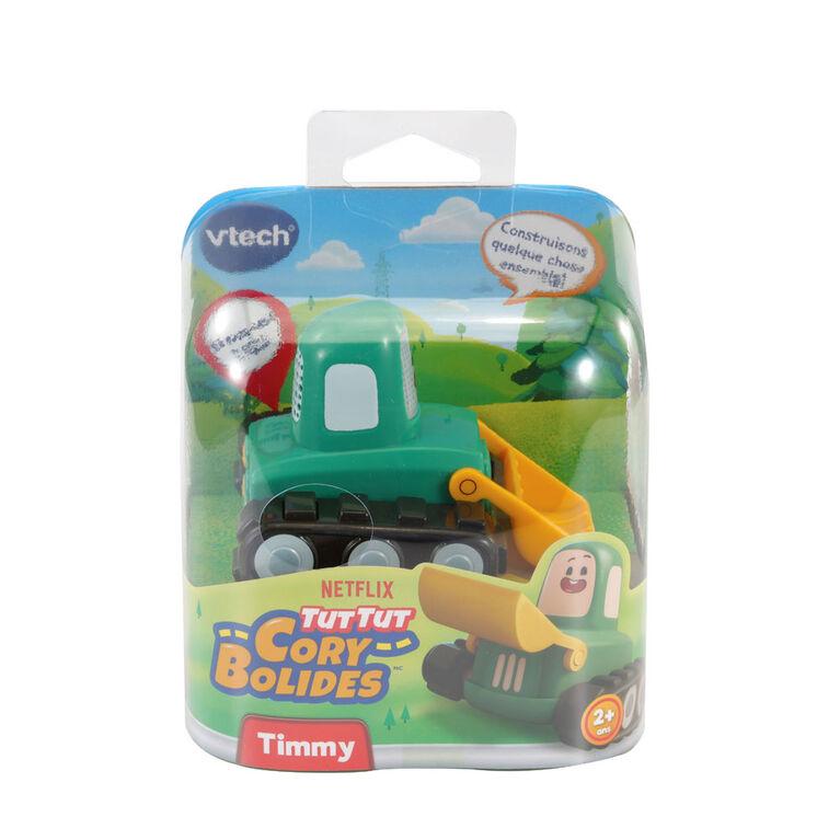 VTech Tut Tut Cory Bolides Timmy - French Version