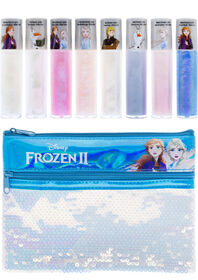Frozen II Lip Gloss Set with Sequin Bag