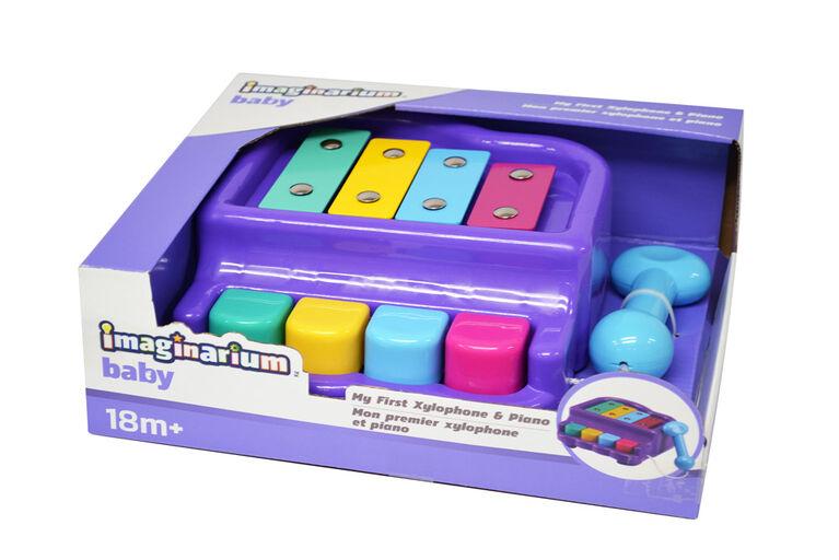 Imaginarium Baby - My First Xylophone & Piano