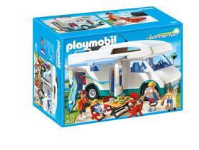 Playmobil - Summer Camper (6671)