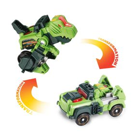 VTech Switch and Go T-Rex Truck - French Edition