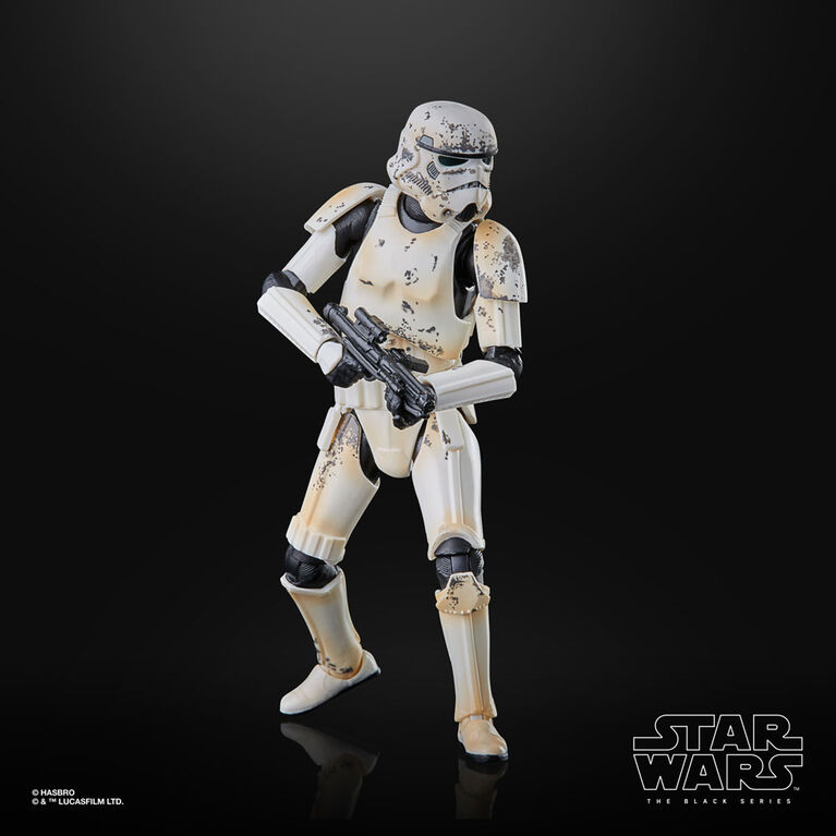 Star Wars The Black Series Remnant Trooper Action Figure - R Exclusive
