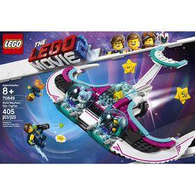 LEGO Movie Le chasseur d'étoile de Wyld-Mayhem 70849
