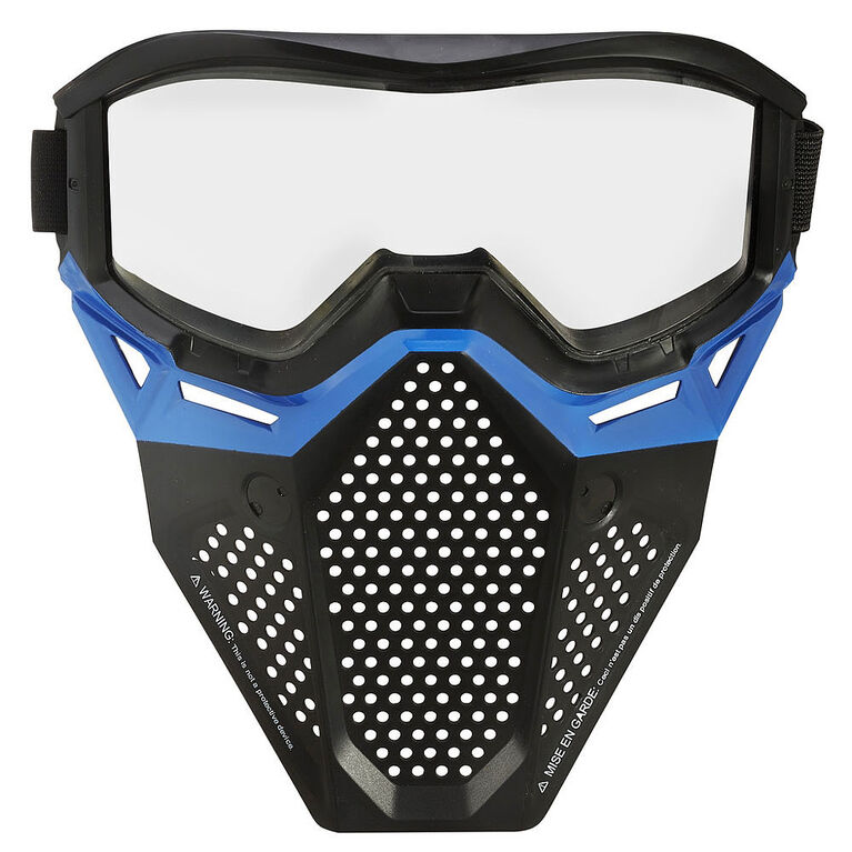 NERF Rival Masque - Bleu