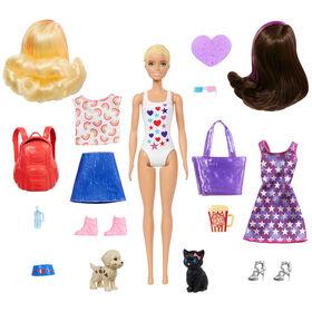 Barbie - Color Reveal - Poupée Tenues Jour et Soirée Suprême 2