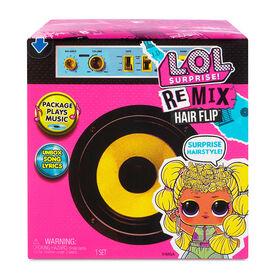 L.O.L. Surprise! Remix Hair Flip Dolls - 15 Surprises with Hair Reveal & Music