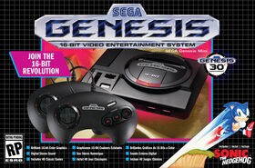 Sega Genesis Mini Unit