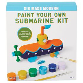 Trousse Paint Your Own Submarine.