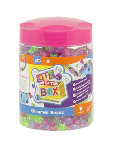 Out of the Box Shimmer Beads