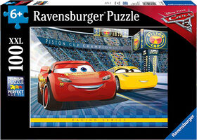Ravensburger - Disney Pixar - Cars 3 Puzzle 100pc