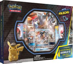 JCC Pokémon: Dossier Détective Pikachu - Amphinobi-GX.