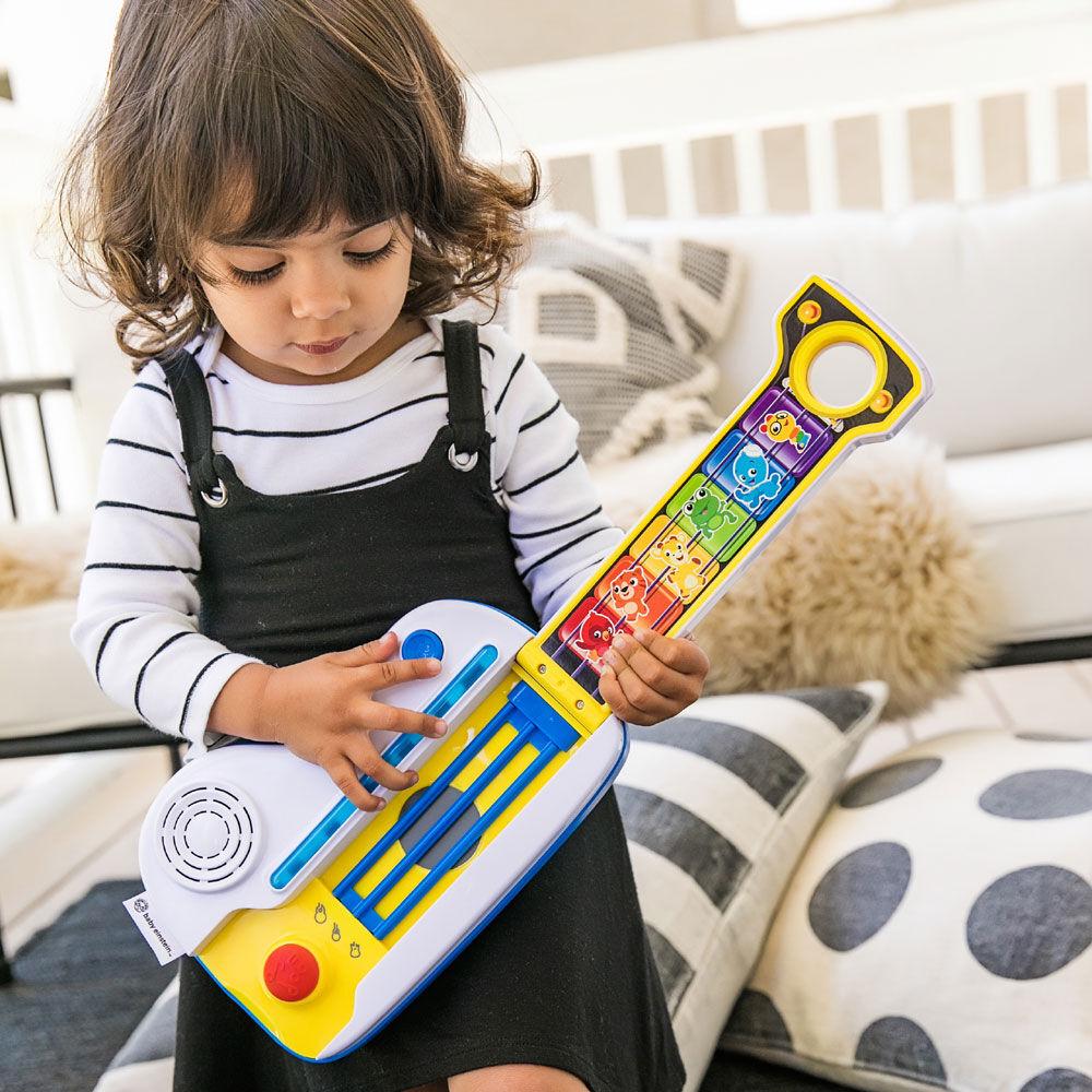Baby Einstein Flip and Riff Keytar